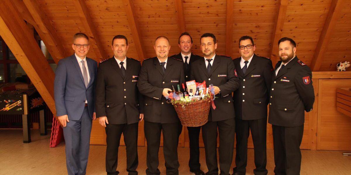 Beitragsbild zu: First-Responder bei der Jahreshauptversammlung der Feuerwehr Rust