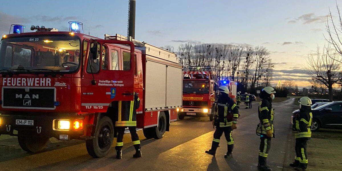 Beitragsbild zu: Einsatz Nr. 8/2021: Brandmeldeanlage
